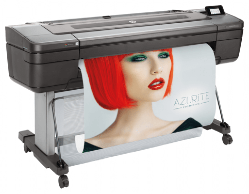 Цветная широкоформатная печать