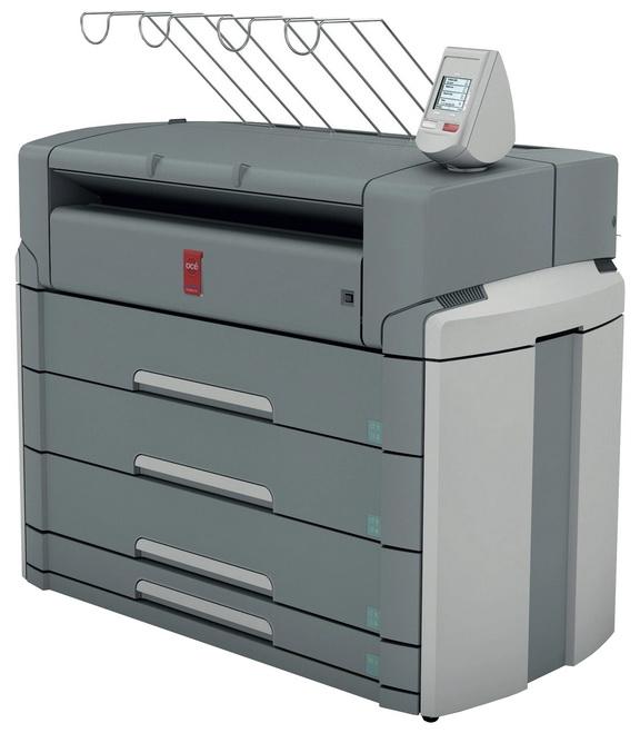 Монохромная широкоформатная печать